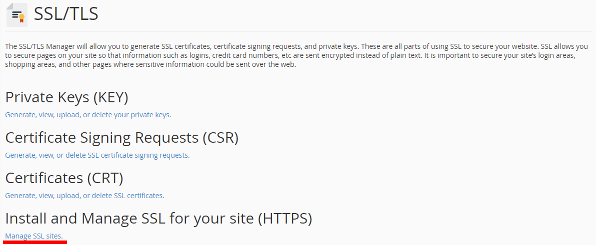 How To Install Ssl Certificate On Cpanel Knowledgebase